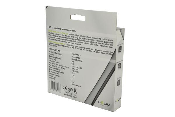 Gelid Solutions Silent 14 Case Fan 140mm