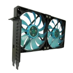 PCI Slot Fan Holder