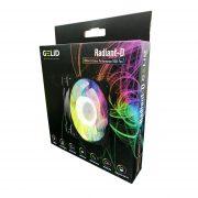 Radiant-D RGB LED Fan