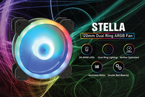 Stella ARGB Fan
