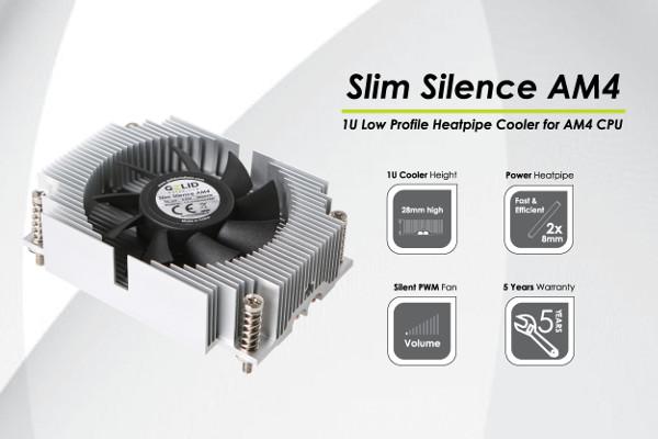 Slim Silence AM4