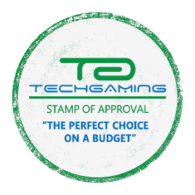 Techgaming.nl Award