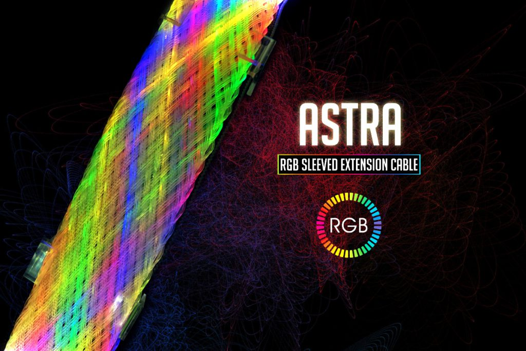 Astra ARGB Extension Cable